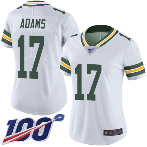 wholesale nfl raiders jerseys Women\'s Green Bay Packers #17 ...